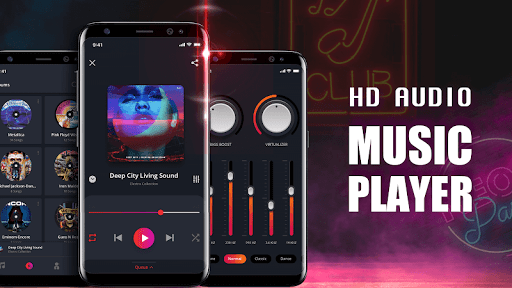 Music Player, Video Player for all format screenshot 1