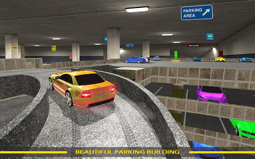 Street Car Parking 3D screenshot 13