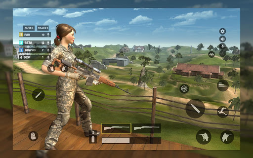 Pacific Jungle Assault Arena screenshot 5