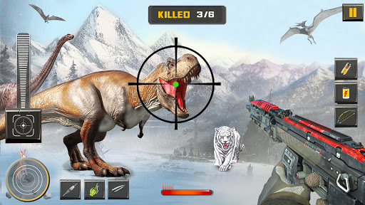 Wild Animal Hunting Clash screenshot 1