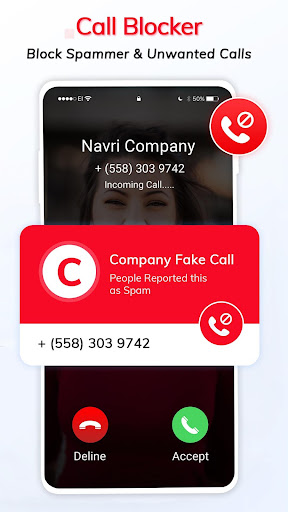 Caller ID Name and Number Location Tracker screenshot 3