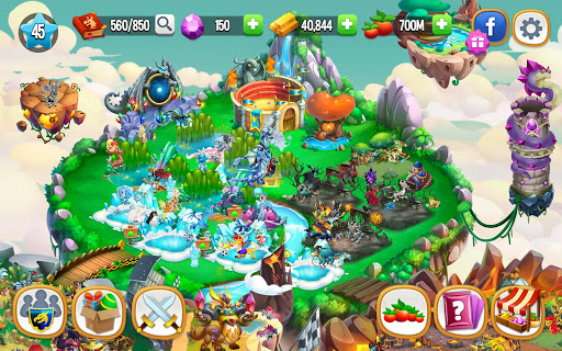 Dragon City screenshot 4