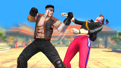 Gym Trainer Fight Arena screenshot 2