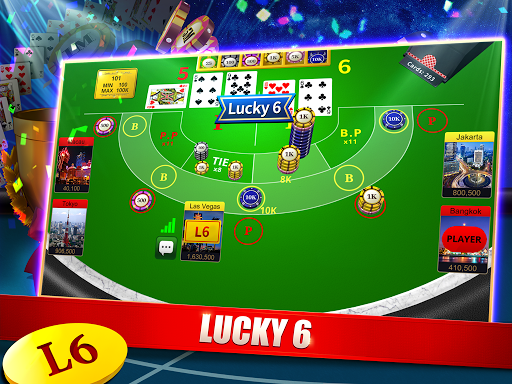 Dragon Ace Casino - Baccarat screenshot 16