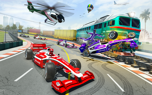 High Speed Formula Car Racing screenshot 18
