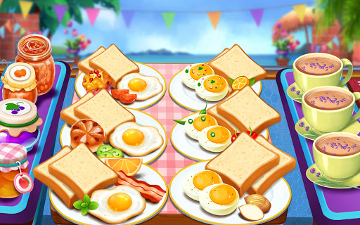 Cooking Journey:Fever Chef Restaurant Cooking Game screenshot 2