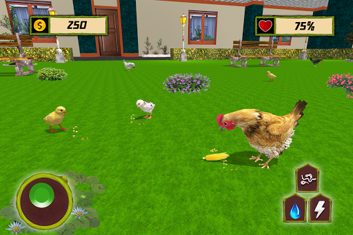 New Hen Family Simulator screenshot 6