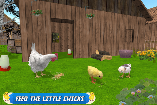 New Hen Family Simulator screenshot 8