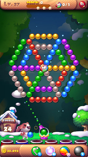 Bubble Bird Rescue 2 - Shoot! screenshot 6