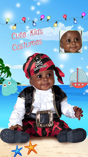 Cute Baby Photo Montage App 👶 Costume for Kids screenshot 5