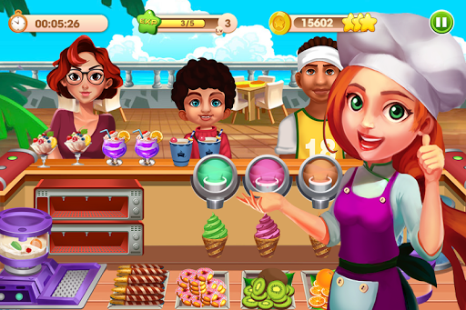 Cooking Talent - Restaurant manager - Chef game screenshot 2