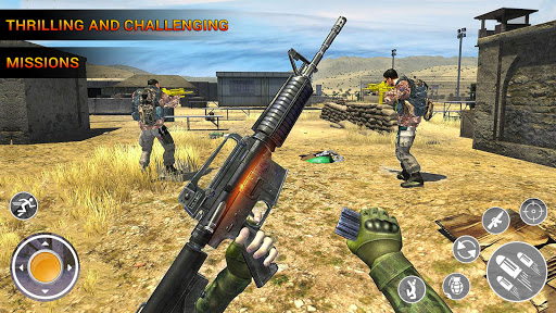 Gun Strike 3d Shooter screenshot 2