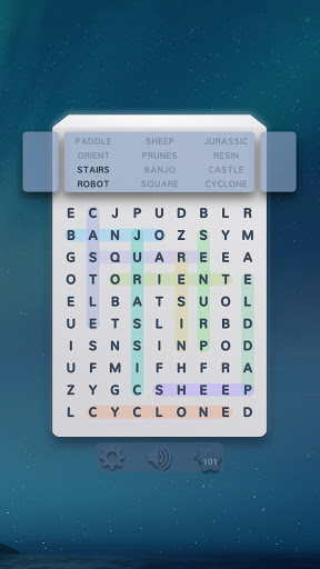 Word Search Puzzles screenshot 10