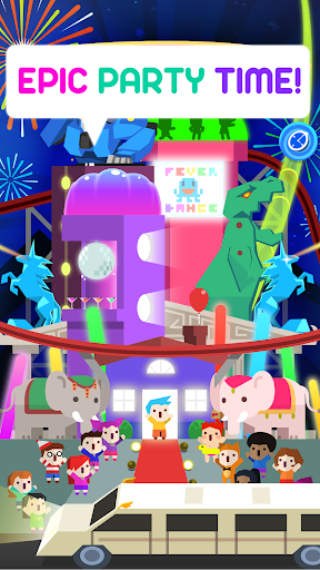 Epic Party Clicker - Throw Epic Dance Parties! screenshot 2