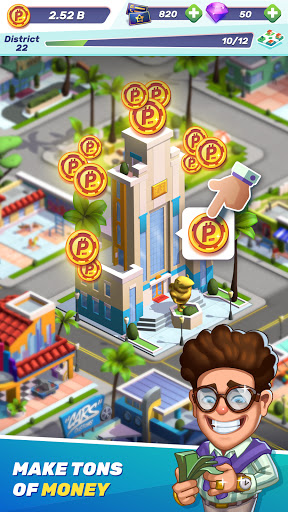 Idle Cash City screenshot 9