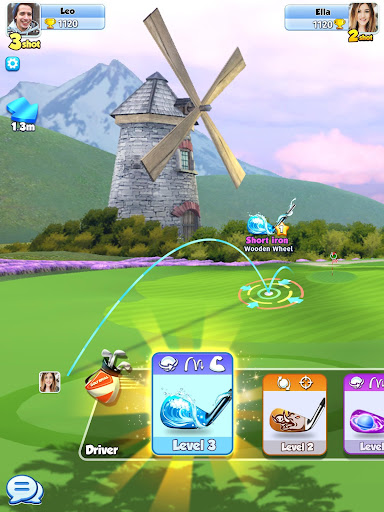Golf Rival screenshot 10