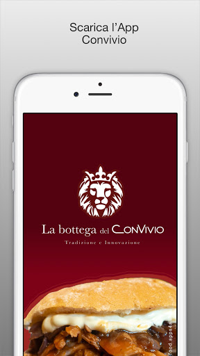 La Bottega del Convivio screenshot 1