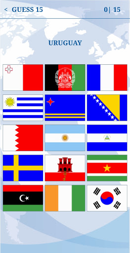 The Flags of the World screenshot 7
