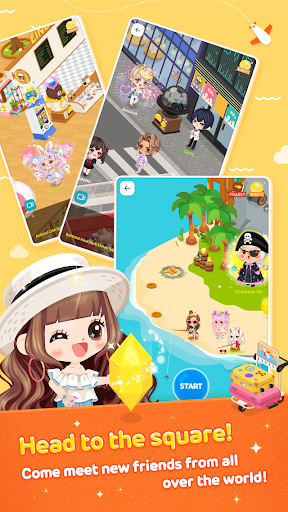 LINE PLAY screenshot 4