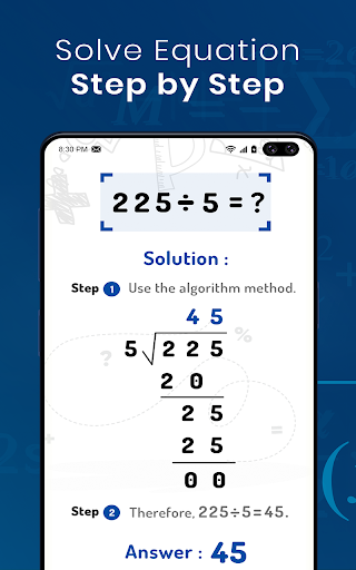 Math Scanner By Photo screenshot 1