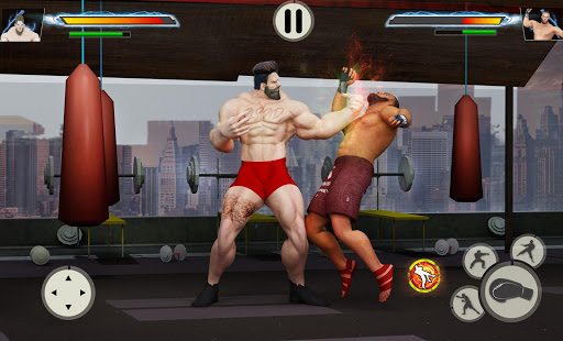 GYM Fighting Games screenshot 2