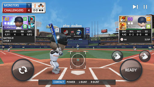 BASEBALL 9 screenshot 7