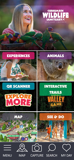 Currumbin Wildlife Sanctuary screenshot 1