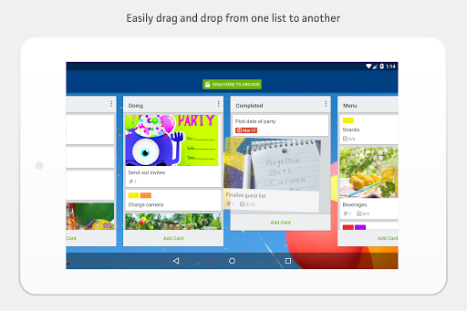Trello screenshot 13