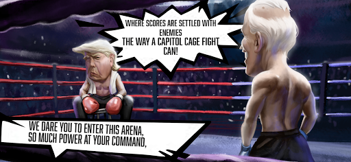 Capitol Cage Fight screenshot 6