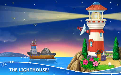 Game Island. Kids Games for Boys. Build House screenshot 7