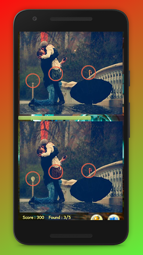 Find 5 Differences screenshot 1