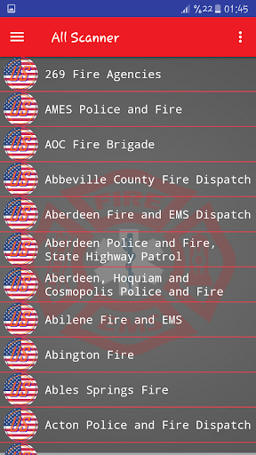 Fire and EMS Scanners screenshot 4