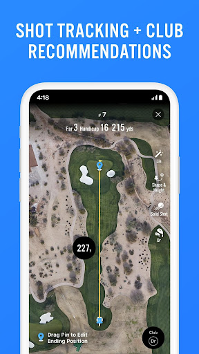 Golf GPS 18Birdies Scorecard & Yardage Rangefinder screenshot 6
