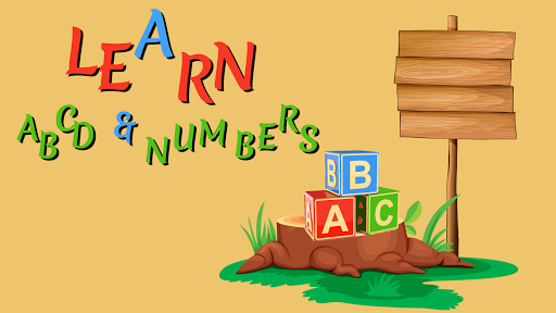 Learn abcd and numbers for PreSchool Kids Tracing screenshot 8