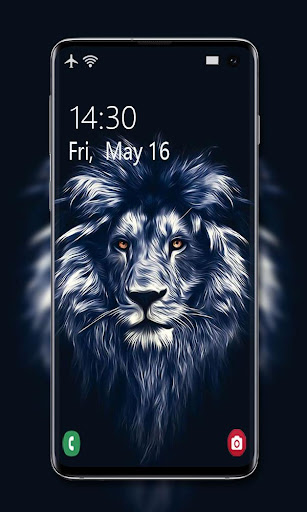 Lion Wallpaper 🦁 screenshot 5