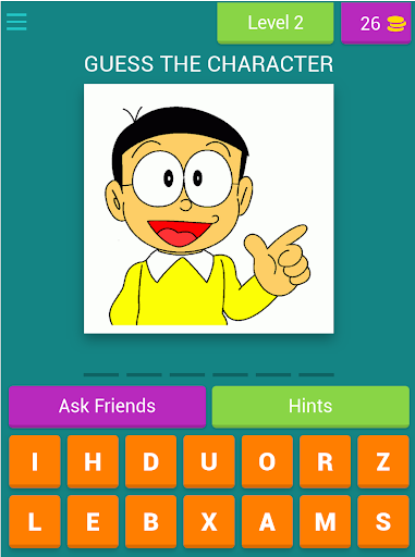 Game Cartoon Quiz screenshot 17