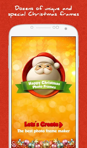 Merry Christmas Photo Frames screenshot 6