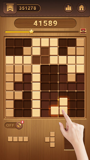 Wood Block Sudoku Game -Classic Free Brain Puzzle screenshot 10