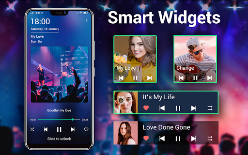 Music Player - MP3 Player screenshot 17