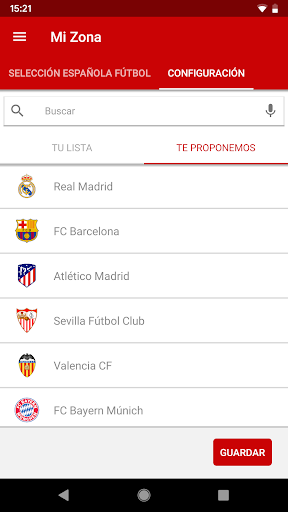 AS - News and sports results. screenshot 5