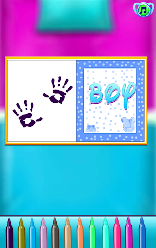 Newborn Care Game Pregnant games Mommy in Hospital screenshot 12