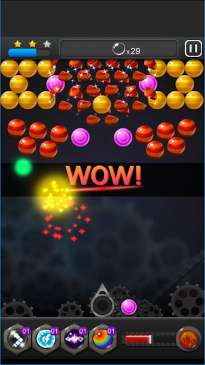 Bubble Shooter Mission screenshot 3