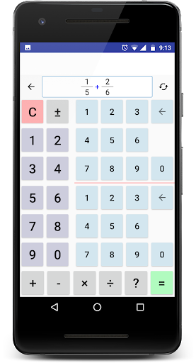 Math (Fractions) Step By Step screenshot 1