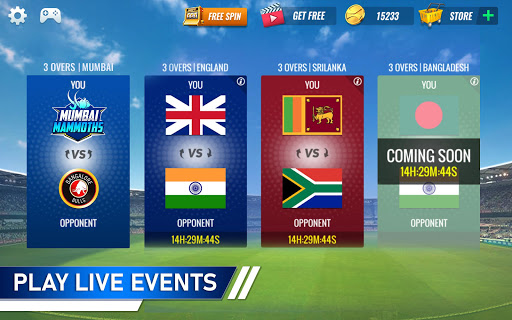 T20 Cricket Champions 3D screenshot 12