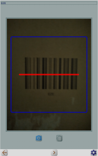 1D/2D Code Scanner screenshot 9
