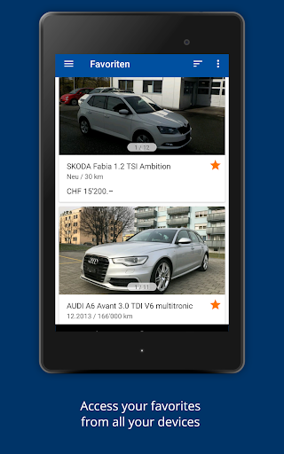 AutoScout24 Switzerland - Find your new car screenshot 18