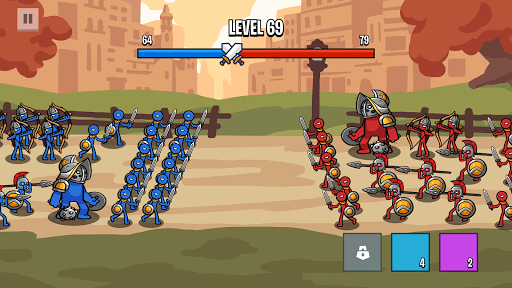 Stick Wars 2 screenshot 2