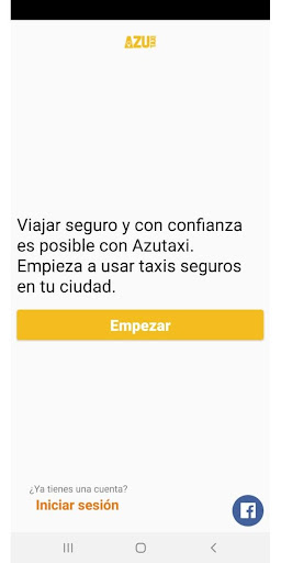 AzuTaxi screenshot 2