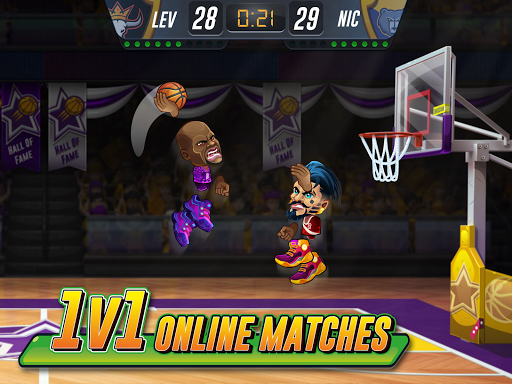 Basketball Arena screenshot 6
