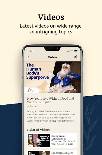 Sadhguru screenshot 8